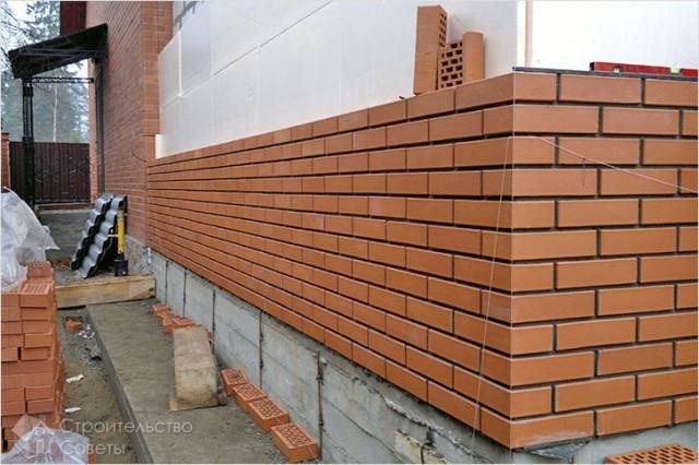 Caramida eficienta aparenta 250x120x65 rosie buc for Cost to build a house in louisiana
