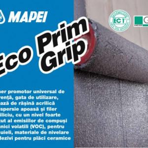 Eco Prim Grip - Amorsa pentru Tencuieli, Sape, Adezivi
