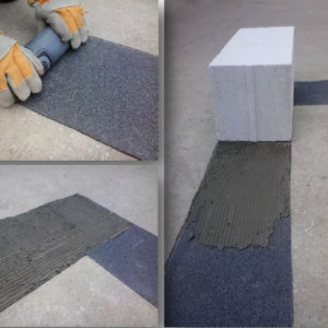 Izobit - Carton Bituminat cu Nisip 1,3 kg/mp Rola 10 mp