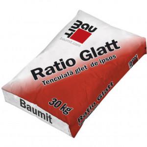 Baumit Ratio Glatt - Tencuiala Mecanizata Glet de Ipsos