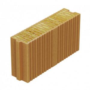 Caramida Izolanta cu Vata Bazaltica Evoceramic 12 VB (460x120x238)