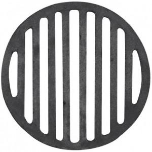 Gratar Rotund din Fonta pentru Soba