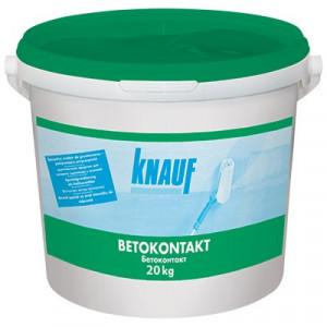 Knauf Betokontakt 20 kg - Amorsa pentru Beton