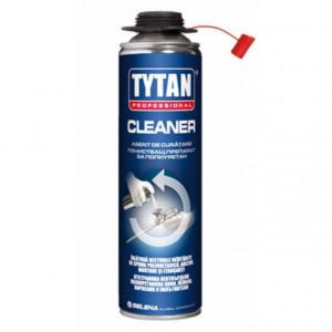 Tytan Cleaner - Agent de Curatare Universal pentru Spuma Poliuretanica si Adezivi