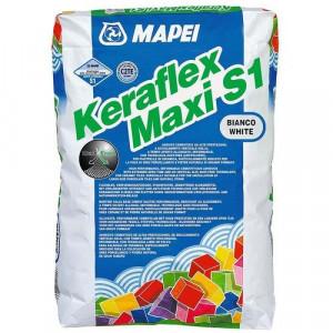 Keraflex Maxi S1 - Adeziv pentru Placi Ceramice si Piatra Naturală de mari dimensiuni