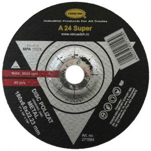Disc pentru Polizare Metal A24 Super