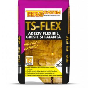Adeziv Gresie Faianta Exterior TS FLEX 25kg
