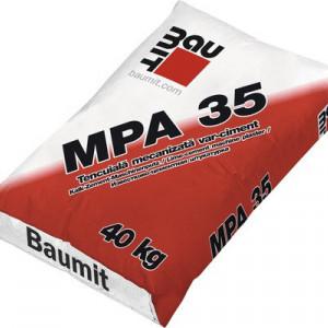 Baumit MPA 35 - Tencuiala Mecanizata Var-Ciment pentru Exterior