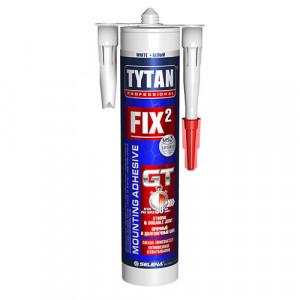 Tytan Fix2 GT - Adeziv Montaj Rapid si Foarte Puternic - Tub 280 ml