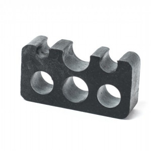 "Distantier pentru Fier Beton (Planseu) tip ""Biscuite"" H=25 mm"