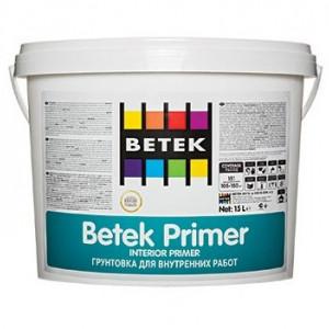 Betek Primer - Amorsa Alba pentru Interior