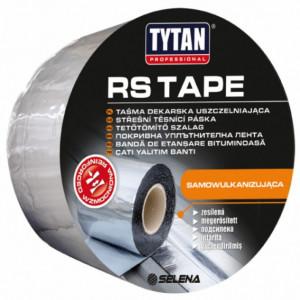 Tytan RS Tape Aluminiu - Banda Etansare Bituminoasa pentru Acoperisuri