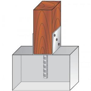 Consola Stalp cu Tija pentru Betonare D-TC