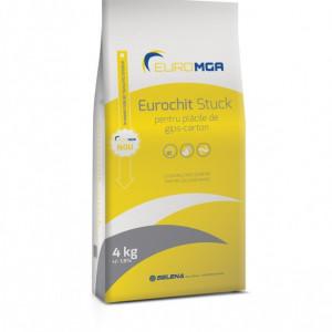 EUROCHIT STUCK Pastă Îmbinare pentru Plăci Gips-Carton - 4 kg
