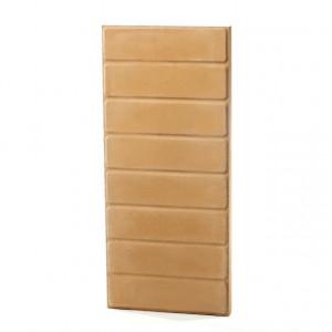 FireBoard - Placa Rezistenta la Temperaturi Inalte Aspect Caramida (500 x 220 x 28 mm)