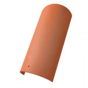 Tigla ceramica Terra Rosa Andalusia 350 mm (Tigla Olane)