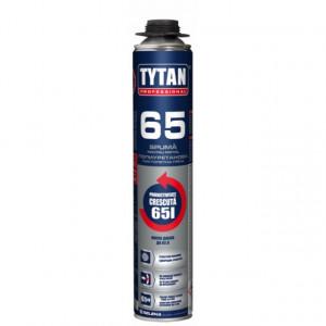 Tytan 65 - Spuma Poliuretanica pentru Pistol 830 ml