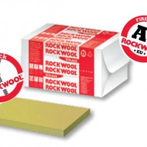 Vata Bazaltica ROCKWOOL Acoustic Slimpack, 40 kg/mc, λ=0,035 W/mK /bax