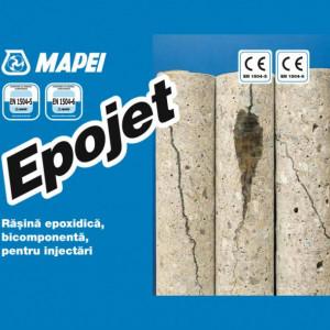 Mapei Epojet - Rasina Epoxidica pentru Consolidari, Reparaţii