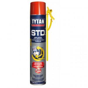 STD ERGO - Spuma Poliuretanica pentru Umplere si Etansare cu Multiple Aplicatii - Tub 750 ml