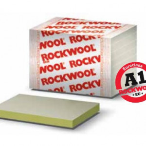 Vata Bazaltica ROCKWOOL Acoustic Extra Slimpack, 70 kg/mc, λ=0,033 W/mK /bax
