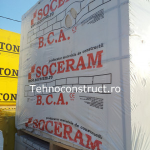 BCA Soceram 20 x 24 x 65 cm