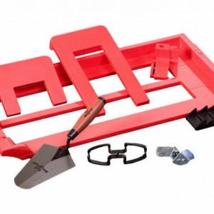 Bricky - Set Profesional pentru Zidarie