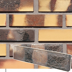 Caramida Aparenta Klinker SOLARIS (250 x 65 x 15 mm)