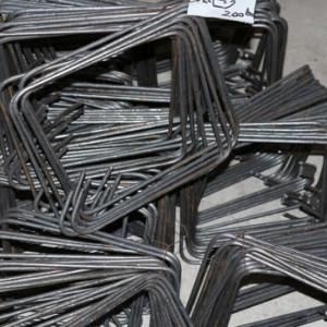 Etrier Fier Beton OB37 6mm 10x10 cm
