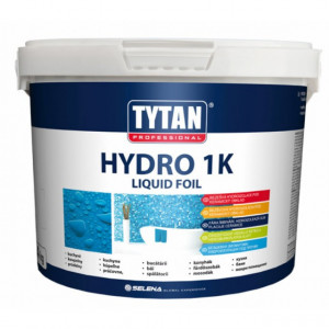 Hydro 1K - Membrana lichida, elastica pentru Impermeabilizare sub placi ceramice