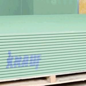 Placa gips-carton Verde Knauf GKBI 12.5 mm (2600mmx1200mm)
