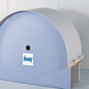 Placa flexibila Knauf Formplatte 6.5mm (2500mmx1200mm)