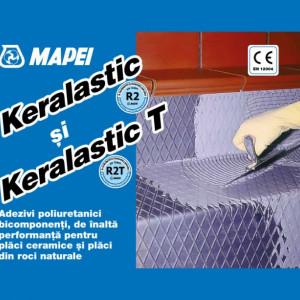 Keralastic T - Adeziv Bicomponent pentru Placi Ceramice si Piatra Naturala