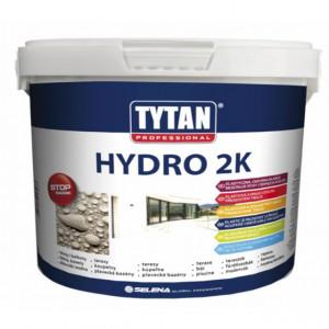 Hydro 2K - Mortar Bicomponent pentru Impermeabilizare Bai, Subsoluri, Piscine, Terase la interior sau exterior 20 kg