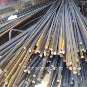 Bara Fier Beton OB 37 Φ6 mm la 6 m