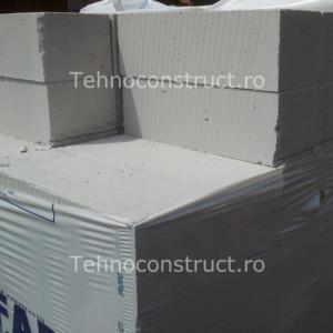 BCA Prefab 20 x 24 x 62 cm pentru pereti cu grosimea de 20 sau 24 cm