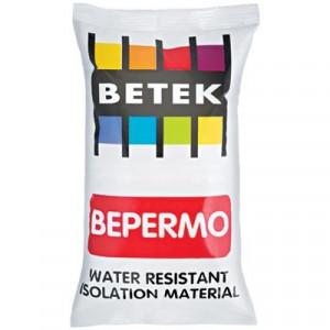 Betek Bepermo - Aditiv Hidroizolant Pudra pentru Tencuieli si Sape 0,33 kg