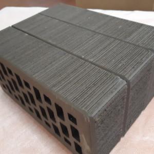 Caramida Klinker MILANO Striată pentru Fatade, Garduri, Gratare (250x120x65) /buc