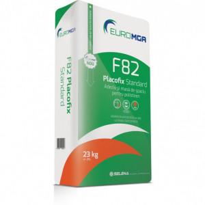 F82 Placofix Standard - Adeziv şi Masă de Şpaclu pentru Polistiren - 23 kg