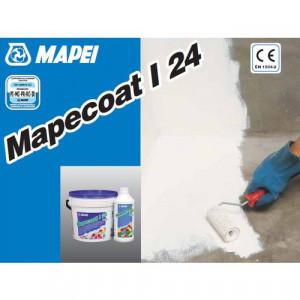 Mapecoat I 24 - Vopsea Bicomponenta pentru Protectie Antiacida Beton  - set 15 kg
