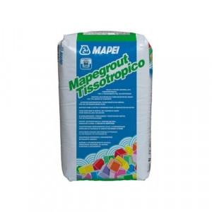 Mapegrout Tissotropico - Mortar cu Microfibre pentru Reparare Structuri din Beton 25 kg