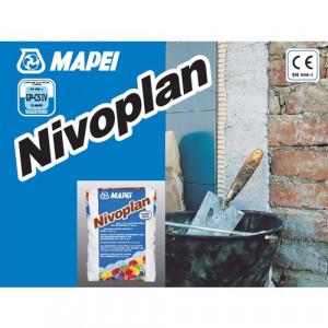 Nivoplan - Tencuiala Manuala pentru Caramida si Beton 25 kg