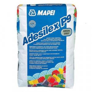Adesilex P9 - Adeziv Gresie, Faianta si Piatra Naturala 25 kg