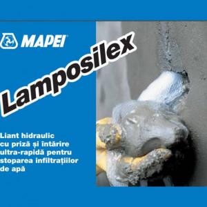 Lamposilex - Liant pentru Blocarea Infiltratiilor de Apa  5 kg