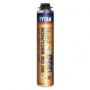 Tytan 60 Secunde - Adeziv Universal Rapid pentru OSB, Gips-carton, BCA, Caramida, Polistiren, Plinte, Glafuri 750 ml
