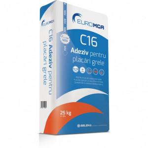 C16 Adeziv pentru Placări Grele - 25 kg