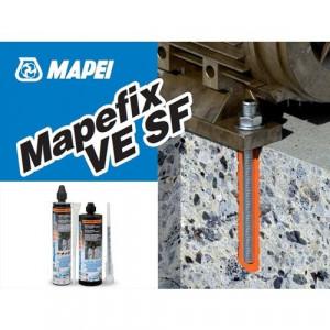 Mapefix VE SF - Ancora Chimica cu Intarire Rapida pentru Sarcini Grele 300 ml