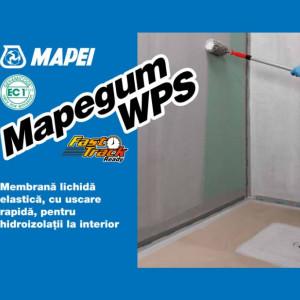 Mapegum WPS - Membrana Lichida Hidroizolatoare cu Uscare Rapida pentru Baie