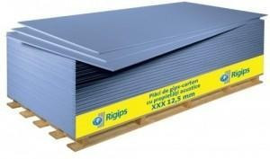 Placa gips-carton Rigips Fonic 12.5mm (2600mmx1200mm)