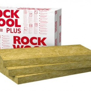 Termosistem cu Vata Bazaltica ROCKWOOL Frontrock Max Plus, 20 cm, λ=0,035 W/mK /mp